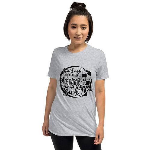 Glorious Morning - Short-Sleeve Unisex T-Shirt