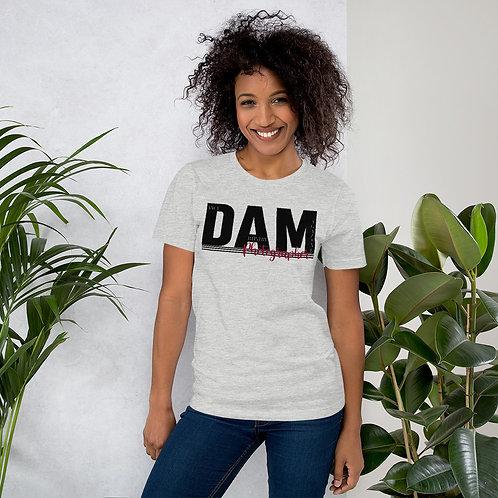 Official DAM Photographer - Short-Sleeve Unisex T-Shirt