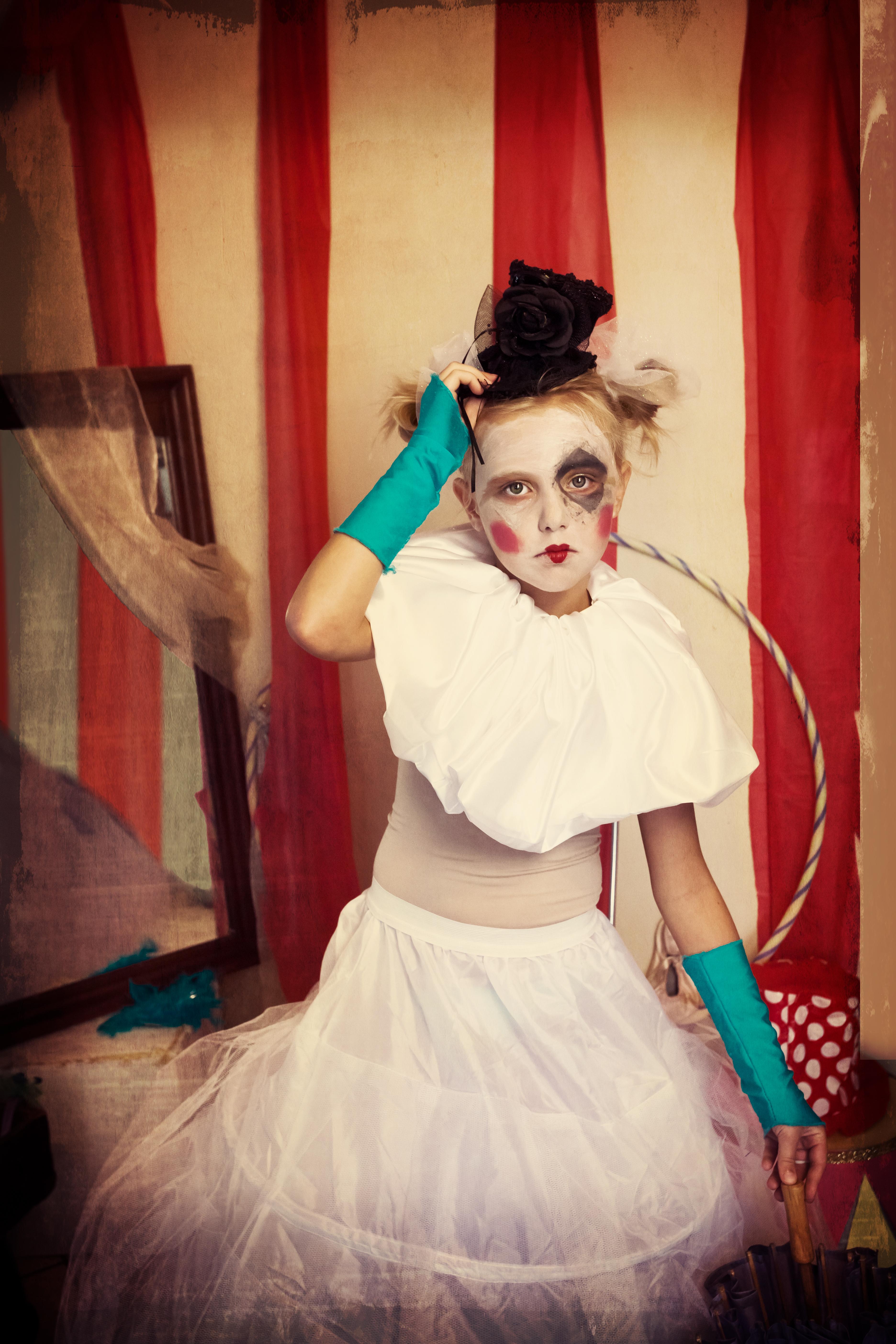 Top Hat Vintage Circus