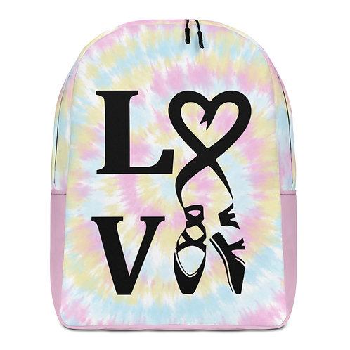 Ballet LOVE - Minimalist Backpack
