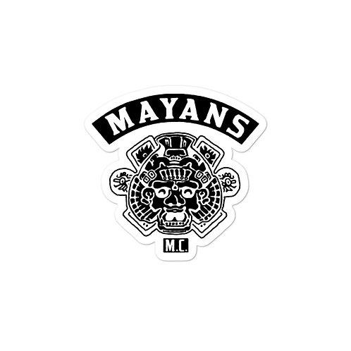 Mayans MC Sun God - Bubble-free stickers