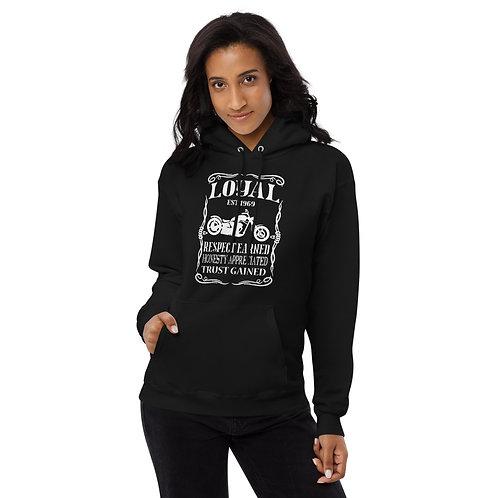 Loyal Label - Basic Unisex fleece hoodie