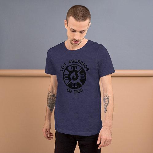Los Asesinos de Dios - Short-Sleeve Unisex T-Shirt