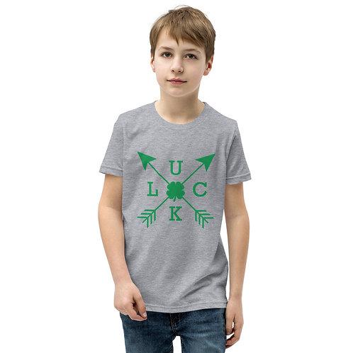 Luck - Youth Short Sleeve T-Shirt