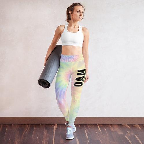 DAM   dance artistry magazine Yoga Leggings