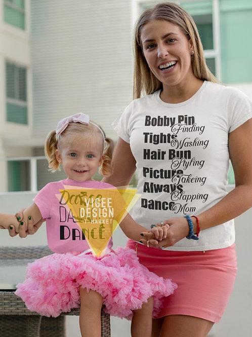 Dance Mom Check List - Short-Sleeve Unisex T-Shirt