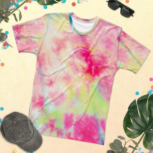 Pastel Heart - Men's Crew T-shirt