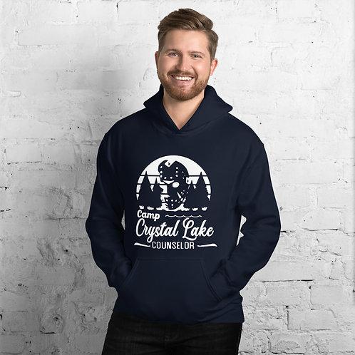 Crystal Lake Counselor - Basic Unisex Hoodie