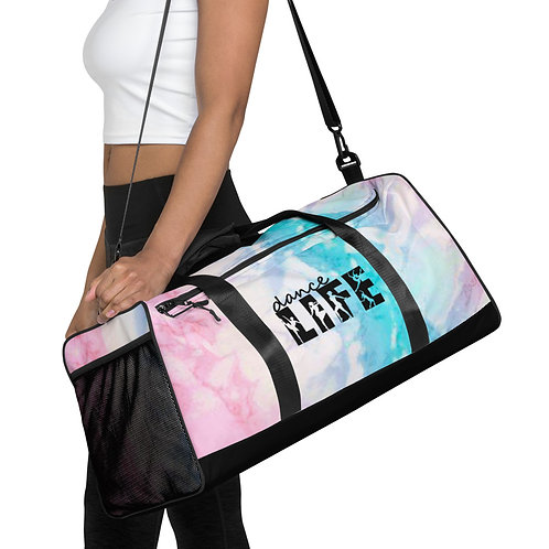 Dance Life Pastel - Duffle bag One of a Kind