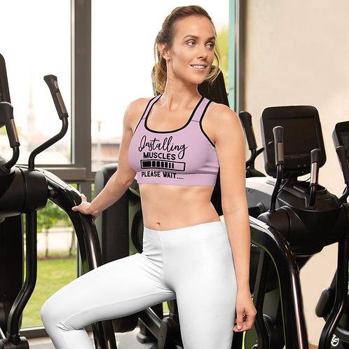 Installing Muscles - Sports bra