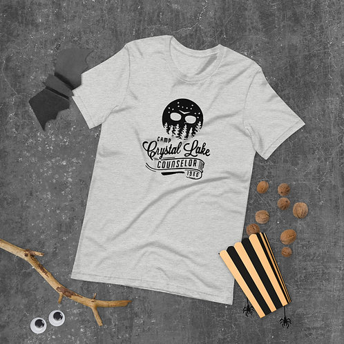 Crystal Lake Camp Counselor - Short-Sleeve Unisex T-Shirt