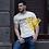 Thumbnail: Romero Brothers Scrap Santo Padre Short-Sleeve Unisex T-Shirt