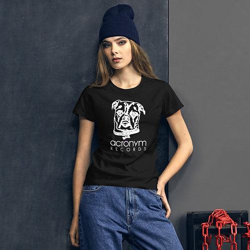 acrönym records - Women's short sleeve t-shirt