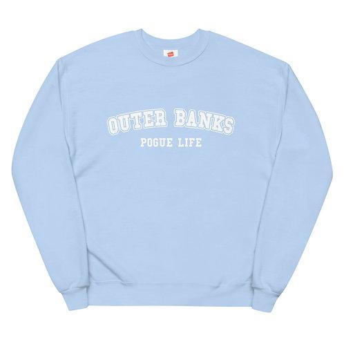 Outer Banks Pogue Life Unisex fleece sweatshirt
