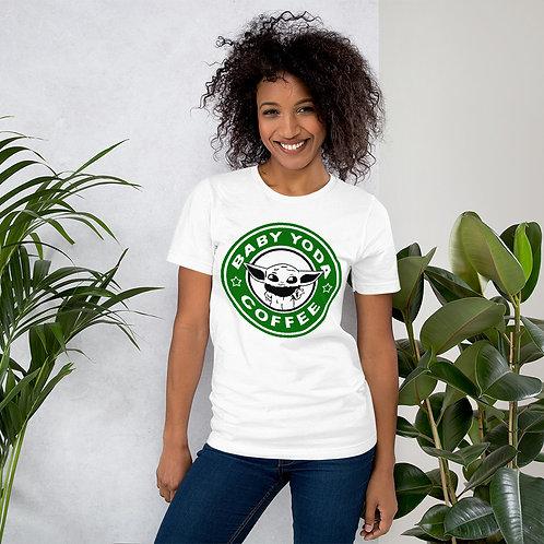Baby Coffee Short-Sleeve Unisex T-Shirt