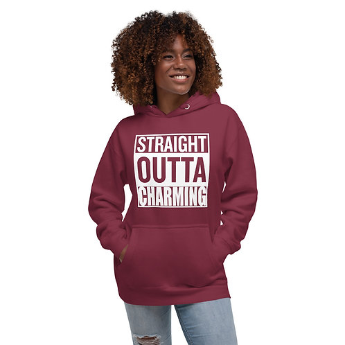 Straight Outta Charming - Unisex Hoodie
