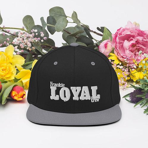 Frankie Loyal Crew - Snapback Hat