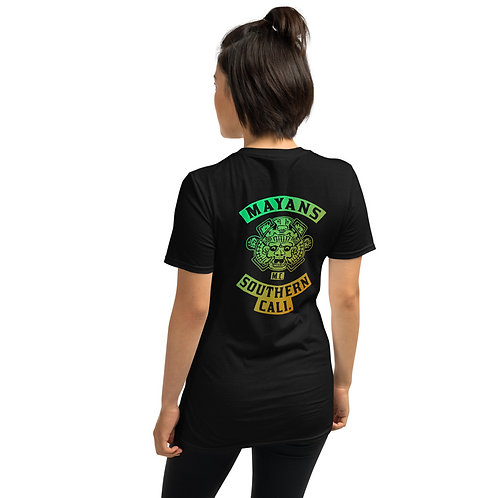 Mayans Fade - Short-Sleeve Unisex T-Shirt