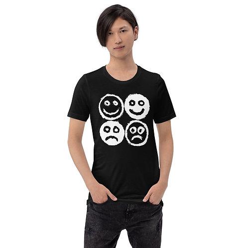 Four - Grunge Short-Sleeve Unisex T-Shirt