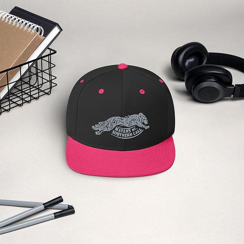 Mayans Jaguar Snapback Hat