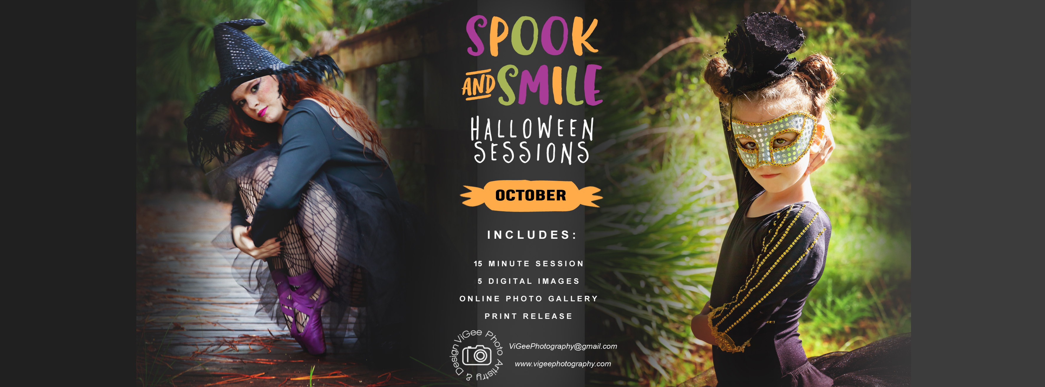 Spook and Smile
