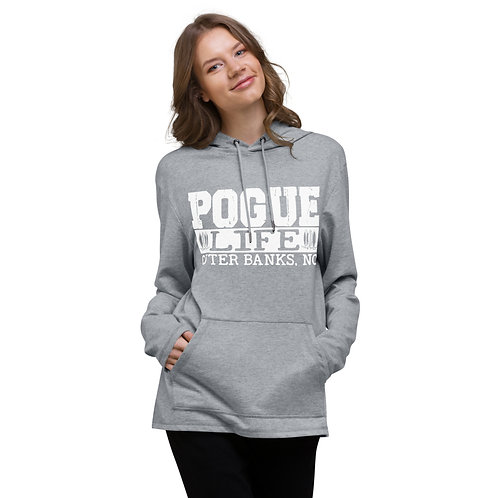 Pogue Life - Basic Unisex Lightweight Hoodie