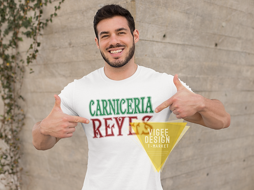 Carniceria Reyes - basic Short-Sleeve Unisex T-Shirt