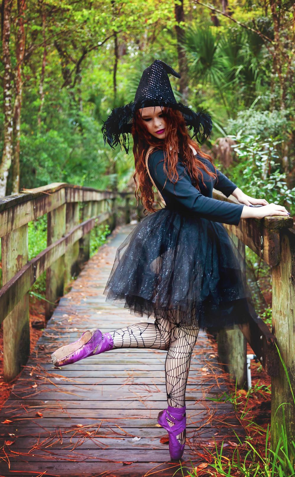 Witchey Dancer