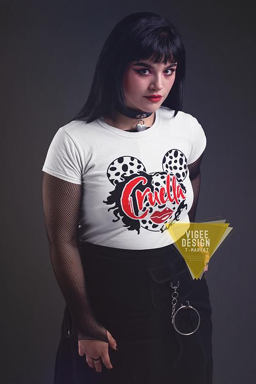Cruella - Basic Short-Sleeve Unisex T-Shirt