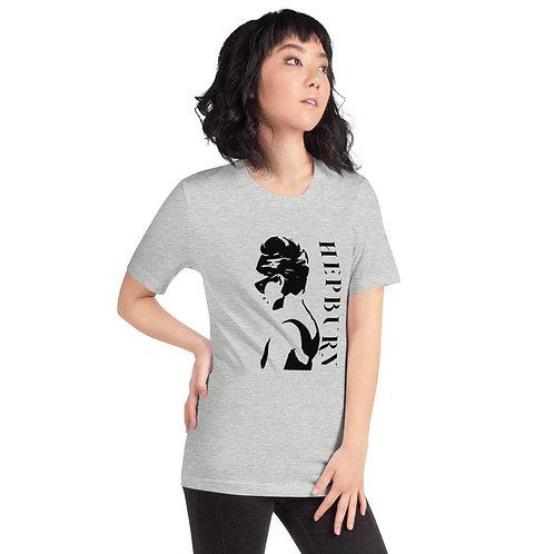 Hepburn - Short-Sleeve Unisex T-Shirt
