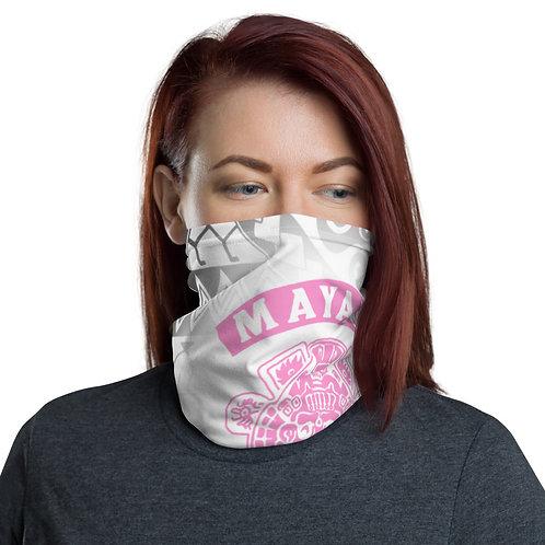Pink Mayans - Neck Gaiter