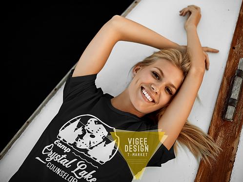 Camp Crystal Lake Counselor - Basic Short-Sleeve Unisex T-Shirt