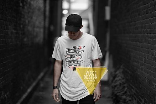 Horror Street - Short-Sleeve Unisex T-Shirt
