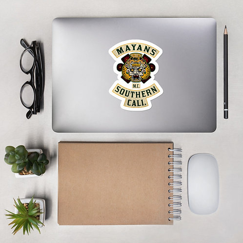 Mayans Color Patch - Bubble-free stickers