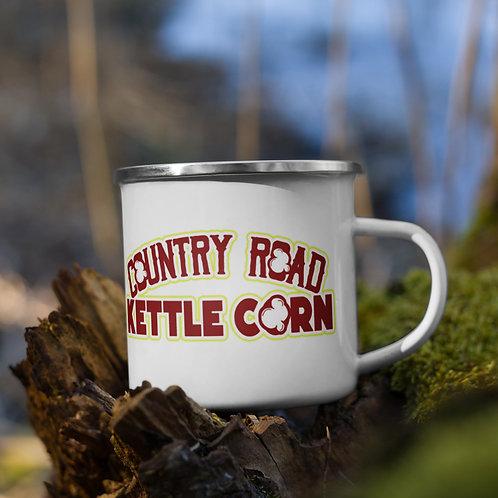 Country Road Kettle Corn - Enamel Mug
