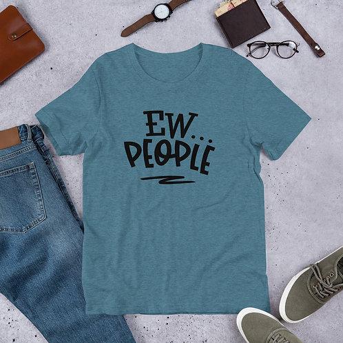 eww... people - Short-Sleeve Unisex T-Shirt