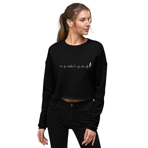 5678 Dance - Crop Sweatshirt