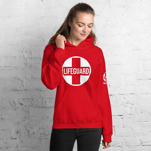 Off Duty Life Guard - Unisex Hoodie