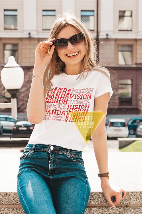 Wanda Vision Short-Sleeve Unisex T-Shirt