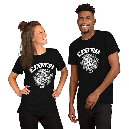 Mayans - Short-Sleeve Unisex T-Shirt