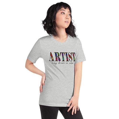 Artist - Short-Sleeve Unisex T-Shirt
