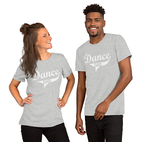 Dance Dad Short-Sleeve Unisex T-Shirt