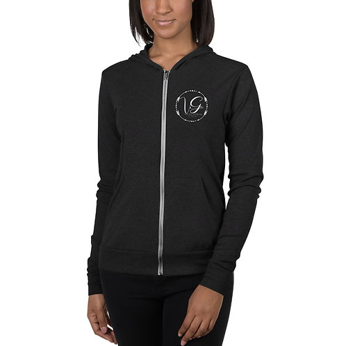 ViGee Photography OFFICIAL - Unisex zip hoodie