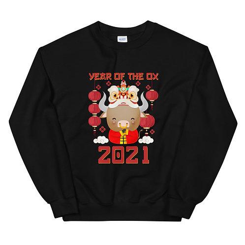 Year of the Ox 2021 - Unisex Sweatshirt