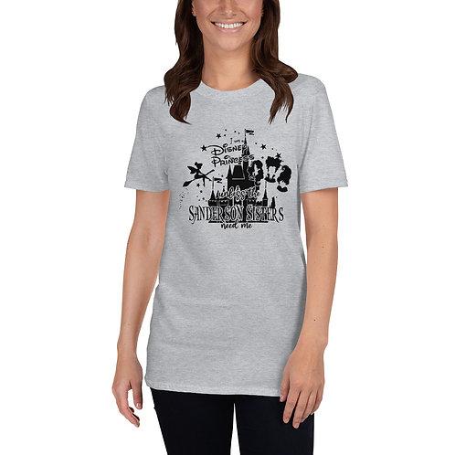 Disney Princess, Unless Sanderson Sisters Need Me - Short-Sleeve Unisex T-Shirt