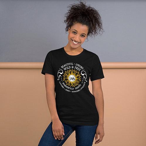 I am Beautiful Strong - Short-Sleeve Unisex T-Shirt
