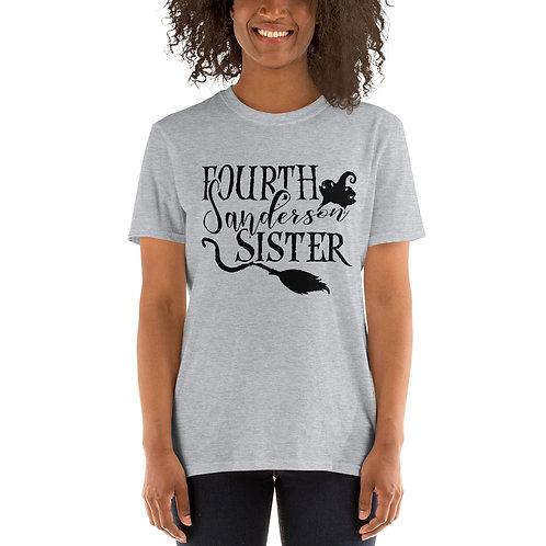 Fourth Sanderson Sister - Short-Sleeve Unisex T-Shirt