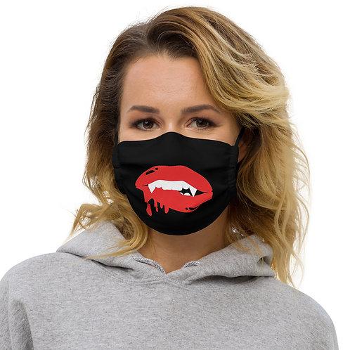 Vampire Bite - Premium face mask