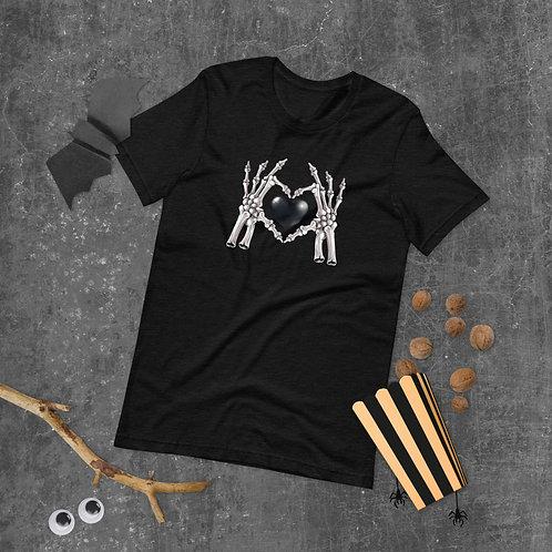 Skeleton Love - Short-Sleeve Unisex T-Shirt