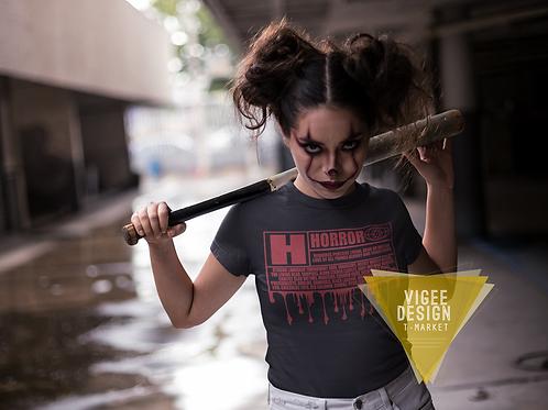 Horror Ranking - Short-Sleeve Unisex T-Shirt